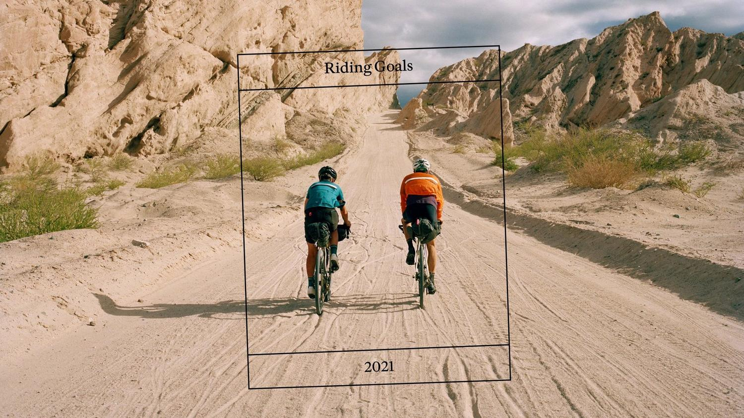Rapha Riding Goals - Cycling Events, Races and Adventures for 2021